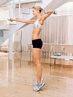 The Little Black Dress Workout: 13 moves to get slim, strong and sexy in 4 weeks