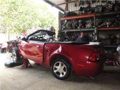Mustang 2002 convertible (3/16) JUNKER FITTIPALDI 787-730-0225; (787)279-2524