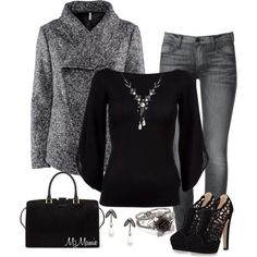 """""""Untitled #65"""" by mzmamie on Polyvore"""