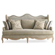 sofas : upholstery : Home Furnishings : Designer Furniture | Caracole Furniture