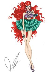 Ariel by Daren J