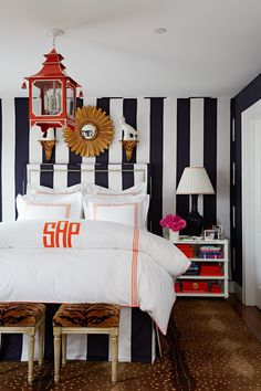 A Connecticut Home that's Dripping in Color   Rue