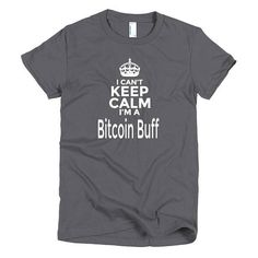 a78edf8a 29 Popular Bitcoin Shirts images | T shirts for women, Cool t shirts ...