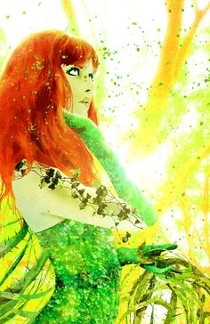 Poison Ivy by Sean Anderson