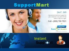 Supportmart is a technical support Service provider.