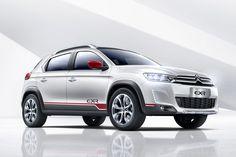 Citroën laat C-XR Concept zien