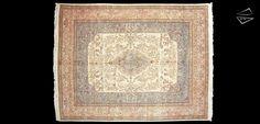 Persian Tabriz Oversize Carpet 10′ 7″ X 13′ 7″
