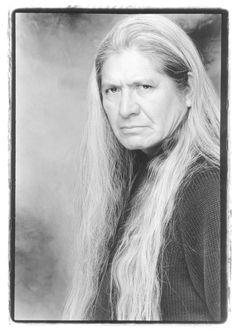 Gordon Tootoosis  Actor, social worker, chief, calf roper, singer, dancer, co-founder of Saskatchewan Native Theatre Company.