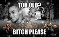 san antonio spurs pictures | Generate a meme using San Antonio Spurs