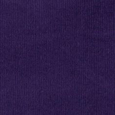 Kaufman 21 Wale Corduroy Purple - this would probably work for the Wonka coat -- $8.48/yd from fabric.com
