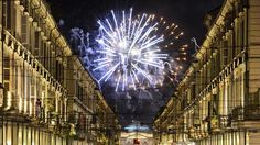 A Torino, un regalo agli animali: fuochi d'artificio senza botti