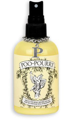 Poo-Pourri Spray will make you not want to kick your Hubby out of the house when he uses the bathroom. My Boss introduced me to this product and we use it at our Salon! It is a life saver. I want the travel size for my purse. I do sell this through the salon but I get ZERO off of the sell. I sell it because it works, not because I get a kick back on the sell !!
