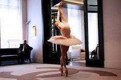Chanel   Karl Lagerfeld   Balett