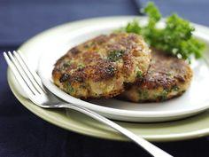 Chicken n' Cheddar Croquettes...oh yum!!!
