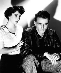 That's Montgomery Clift, Honey!