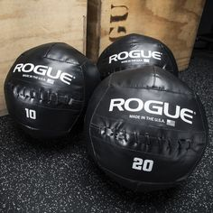 Rogue Medicine Balls are made for high-speed, high-intensity training. Need a 14# for twists