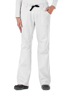 Pleasant feel and perfect fit! Fundamentals by White Swan brings you Women's Drawstring Pants that are smartly fashioned to deliver you a professionally elegant look. A comfy elasticized waistband with grosgrain ribbon drawstring allows you to fasten the apparel at your preferred fit making it your comfortable workwear. Nursing Supplies, Secure Storage, White Swan, Scrub Pants, Drawstring Pants, Grosgrain Ribbon, Workwear, Storage Spaces, Perfect Fit