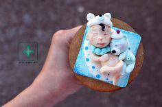 little boy - Cake by Crin sugarart