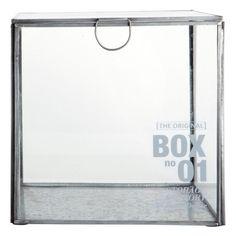 The Original glasbox BX01 i gruppen Inredningsdetaljer hos RUM21.se (113590)