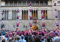 Castellers de Lleida.