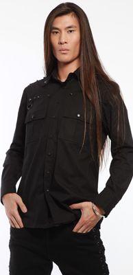 LIP SERVICE Blacklist shirt #M49-7-01