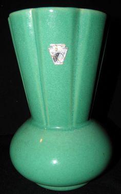 Pfaltzgraff York Vase Vintage Porch