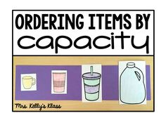TONS of ideas for measuring length, height, weight, and capacity!