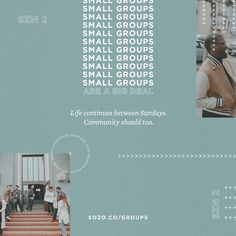 At Sozo Church, small groups are a big deal. We believe that small groups are the best place for you to meet new friends, find true life-…