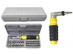 41-In-1 Pcs Tool Kit And Screwdriver Set @ Rs. 230 From Paytm