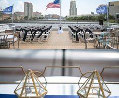 Florida Yacht Wedding! wwwyachtstarship.com