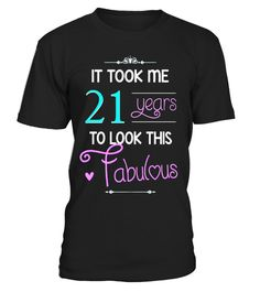 "# 21st Birthday gift shirt Fabulous 21 year old tshirt - Limited Edition .  Special Offer, not available in shops      Comes in a variety of styles and colours      Buy yours now before it is too late!      Secured payment via Visa / Mastercard / Amex / PayPal      How to place an order            Choose the model from the drop-down menu      Click on ""Buy it now""      Choose the size and the quantity      Add your delivery address and bank details      And that's it!      Tags: This is the…"