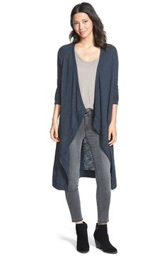 Gibson Cascade Front Duster | Nordstrom