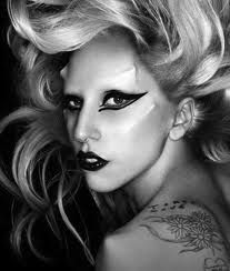 Lady Gaga - Born this way MUA: Val garland