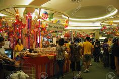 Kuala Lumpur, Malaysia, September 1, 2011 - Mid Autumn Festival.. Stock Photo, Picture And Royalty Free Image. Image 10604417.