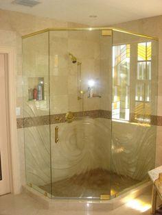 High End Plumbing #Beautiful Custom #Shower