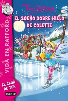 """""""El sueño sobre hielo de Colette"""" 4. Isabel."""