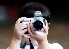 What to Teach Your Kids about Photography