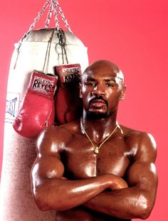 File photo taken of 'Marvelous' Marvin Hagler at his training facility in Palm Springs Calif Marvelous Marvin Hagler, Boxing Images, Star Trek Posters, Boxing Posters, Professional Boxing, Boxing History, Boxing Champions, Sport Inspiration, Sport Icon