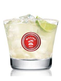 Malibu Red Margarita