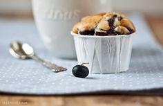 Applewood House - Good food and all things fine: Novembermorgen-Versüßer ♥ Breakfast mmmh ... Muffins mit Blaubeeren