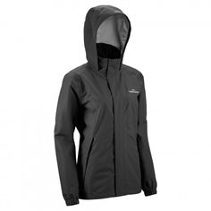 Women's great performing waterproof mesh lined jacket with attached 2 point adjustable hood. Line Jackets, Jackets For Women, Malibu Blue, Layers, Europe, Base, Outdoors, Stuff To Buy, Clothes