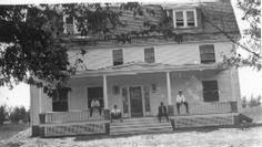 Beta Theta Pi Fraternity house, c. 1910 University of Oklahoma