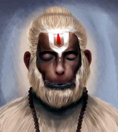 Hanuman Photos, Hanuman Chalisa, Hanuman Images Hd, Krishna, Arte Shiva, Shiva Art, Hanuman Hd Wallpaper, Lord Hanuman Wallpapers, Art Paintings