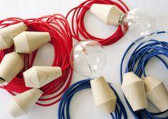 Swart - Design Shop - Male&Female lamp by Esigenza creativa