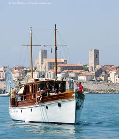 Antibes - Panerai Classics Yacht Challenge @Toni Dueñas
