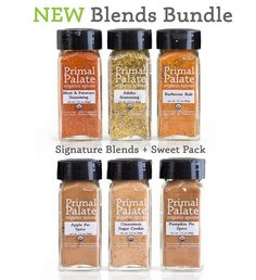 Flash Giveaway: WIN our new organic Spice Blends Bundle pack. (Includes: Adobo Meat & Potatoes BBQ rub Apple Pie Spice Pumpkin Pie Spice and Cinnamon Sugar Cookie). # These make a GREAT holiday gift for anyone that loves to cook! Shop now by going to @pri