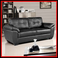 Buy quality, cheap leather sofas suitable for the family at a price you can afford. We specialise in both leather and fabric sofas with delivery within 48 hours.