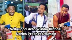 Nollywood Actor Zubby Michael Denies Prophet Odumeje Try Again, Give It To Me, Actors, Videos, Youtube, Video Clip, Actor