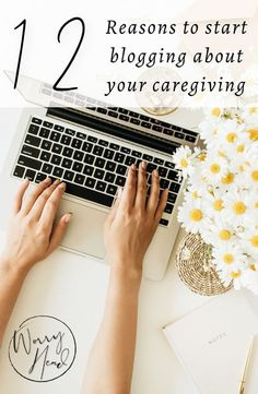 12 Reasons to start blogging about your caregiving. Spousal caregiver's voice matters! Why should you start blogging about your caregiving? There are plenty of benefits! My reason for it was the realization that there was a lack of information about what I do and what I do is quite remarkable! I speak up for those who don't. I raise awareness of the forgotten voices of spousal caregivers who struggle daily to balance caregiving and relationships. #blogging #caregiving Mental Health Blogs, Health And Wellness, Top Blogs, Invite Friends, Neurology, Caregiver, Chronic Illness, How To Start A Blog, Psychology
