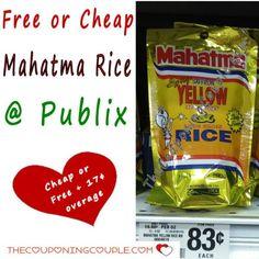 Cheap or Free Mahatma Rice
